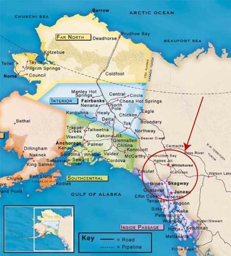 Alaska  Yukon 2007