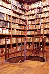 une bibliotheque